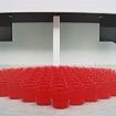 Henk van Gerner - 127 rode wasmanden