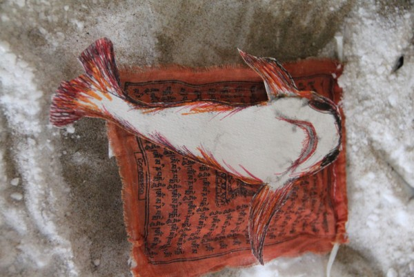 dood visje
