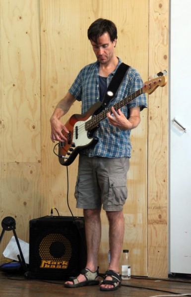 basgitarist