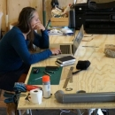 Artist in Residence Marjolijn Guldemond