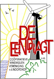 Logo WMV vol kleur